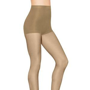 Silk Reflections Control Top Sandalfoot Pantyhose